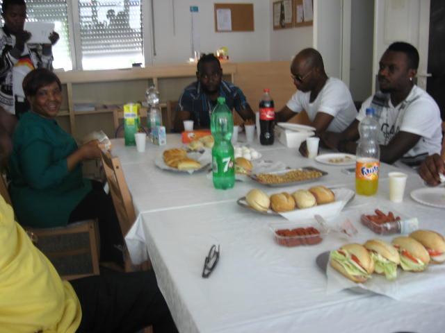 Afrikanerinnen deutschland kennenlernen